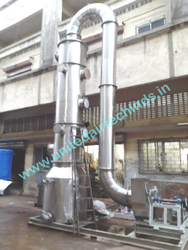 Chemical Fume Scrubbing System
