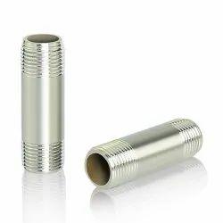 Stainless Steel 316 Barrel Nipple NPT Threaded