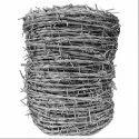 Galvanized Steel Barbed Wire