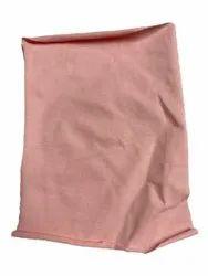 165GSM Plain Cotton Fabric, Plain/Solids, Peach