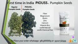Natural Green A+ Grade Pumpkin Seeds (Imported), Packaging Size: Custom