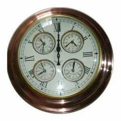 Coca Digital Antique Round Wall Clock, For Office