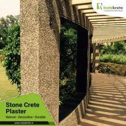 Stone Crete Plaster