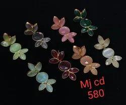 Monalisa stone earring