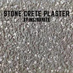 Residential Stone Crete Plaster