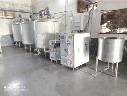 Ice Cream Processing Plant