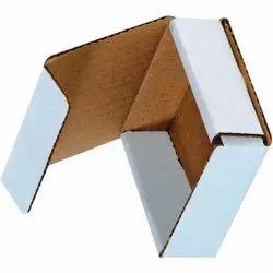 Vinyl Plain Corrugated Cardboard Box, GSM: 100 GSM