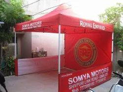 Roadshow Demo Tent