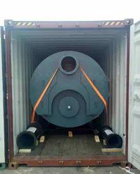 Diesel Fired 500 kg/hr Boilers
