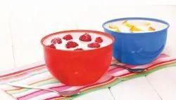 Plastic Mixing Bowl Set