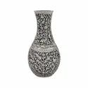 German Silver Flower Vase For Home Decor & Corporate Gift