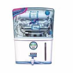 Aqua Grand RO+UV+TDS Control Water Purifier, 10 L