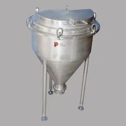 Loader Hoppers, Weight Capacity: 25 kg