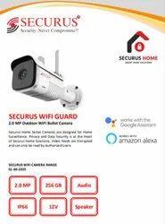 Securus Wifi Guard 2.0 MP Outdoor Wifi Bullet Camera