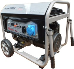 Portable Petrol Generator HKG8000AE Semi Silent Briggs And Stratton Petrol Powered