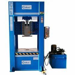 Fix Frame Hydraulic Press Machine