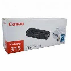 Canon 315 Black Toner Cartridge
