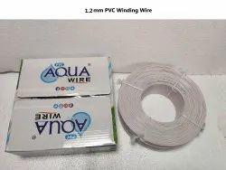 Copper Enameled 1.2 mm PVC Winding Wire, For Motors