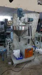Bleaching Powder Filling Machine