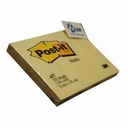 3M Post-It Notes 3in x 4in