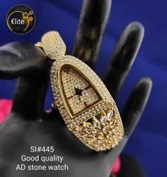 Elite Stone Bracelet Watch