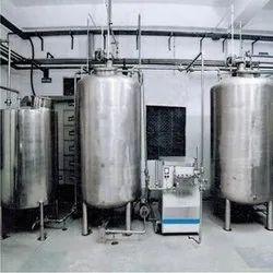 Beverage Making Plant
