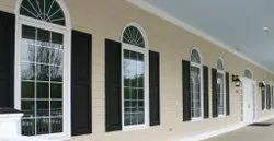 R.S. Window/Lesso UPVC Jorgial Bar Doors, For Hotel, Interior
