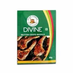 Divine Mutton Chops Masala, Packaging Size: 30g, Packaging Type: Pouch