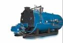 500-1000 kg/hr Horizontal Fire Tube Boiler IBR Approved