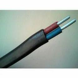 1.5 Sq Mm 2 Core Aluminium Unarmoured  Cable