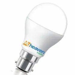 Myheaven Lights Aluminum 3W LED Bulb, For Home, B22