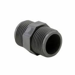 Threaded Carbon Steel Hex Nipple, For Plumbing Pipe