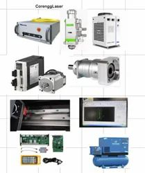 Laser Cutting machine spares and service