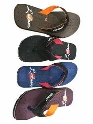 Hawaii Daily Wear Ortho Mens Rubber Sleeper, Design/Pattern: Printed, Size: 6