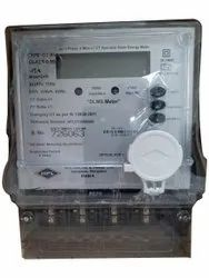 Three Phase LTCT Operated Static Energy Meter