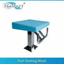 Starting Block, Swimming Pool Podium