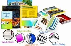 Paper Booklet Brochures Printing Services, in pan India