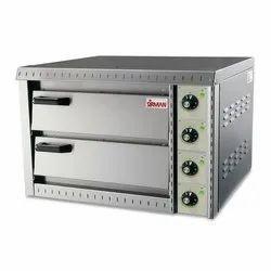 Sirman Bakery Pizza Oven VULCANO2C Power :6400Watt Temperature: 50 -350 Inner Size :500x520mm