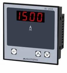 AV-14DA DC Ampere Meter