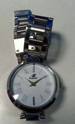 Espair Stainless Steel Women Wrist Watch