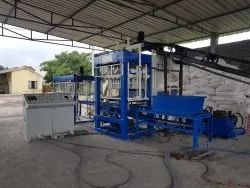 Fully Automatic Concrete Paver Block , Hollow Block , Solid Block , Fly Ash Bricks Making Machine