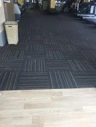 Polypropylene Carpet Tiles