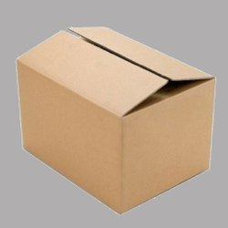 Corrugated 14x8x8Inch Brown Carton Box