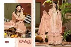 Sobia Nazir Lawn Pakistani Salwar Suit