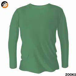 Plain 11 colors Mens Full Sleeve Cotton Shirt, Handwash, Size: S - Xxl