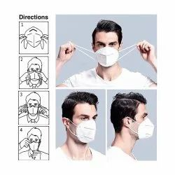 N95 Protective Mask Without Valve