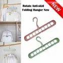 Wardrobe Space Saver Folding Hangers
