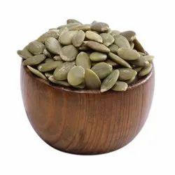 Green Organic Pumpkin Seeds