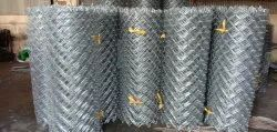 Tata GI Chain link fence