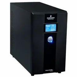 Emerson Vertiv 3 KVA  Online UPS With Internal Battery